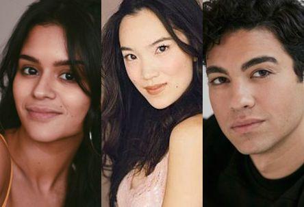 Besties - Gigi Zumbado, Jessika Van and Davi Santos