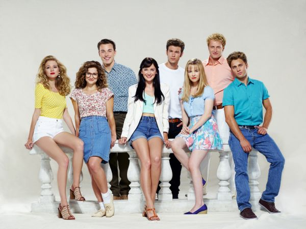 Beverly Hills 90210 Unauthorized Cast