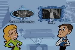 Bewitched - The Complete Second Season DVD Menu