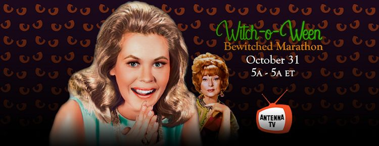 Bewitched Witch-O-Ween