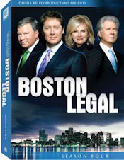 Boston Legal - Season Four
