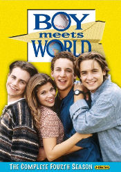Boy Meets World - The Complete Fourth Season