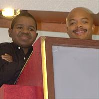 Gary Coleman and Todd Bridges on Hollywood Squares Dynamic Duo Week
