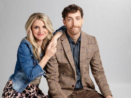 B Positive - Annaleigh Ashford and Thomas Middleditch