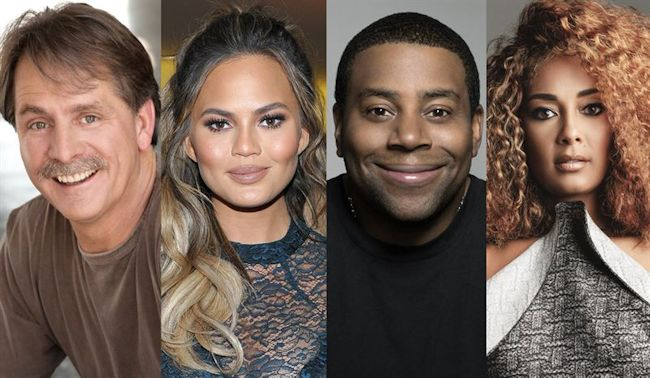 Bring the Funny - Jeff Foxworthy, Chrissy Teigen, Kenan Thompson and Amanda Seales