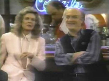 Candice Bergen and John Hostetter - Murphy Brown