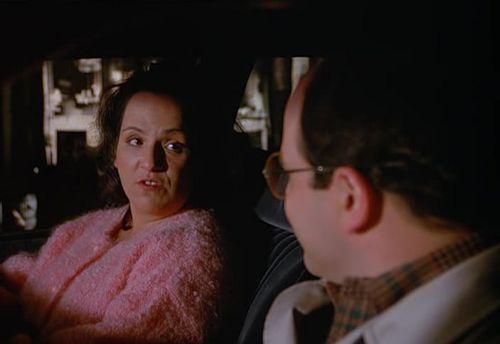 Carol Ann Susi and Jason Alexander in Seinfeld