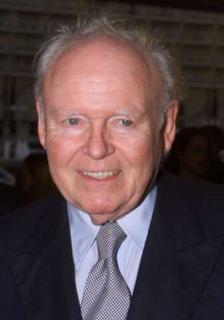 Carroll O'Connor (photo taken April 3rd, 2000)