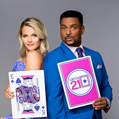 Catch 21 - Witney Carson and Alfonso Ribeiro