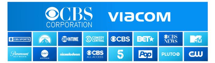 CBS and Viacom
