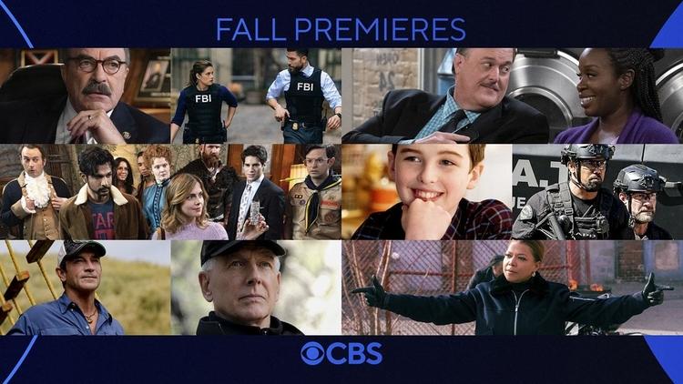 CBS Fall 2021-2022 Premiere Dates