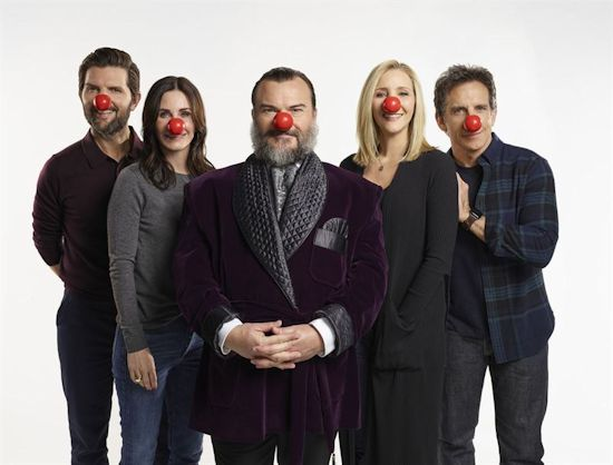 Celebrity Escape Room - Red Nose Day