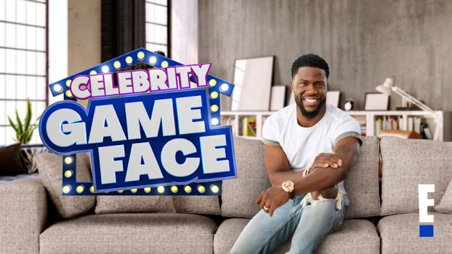 Celebrity Game Face