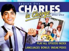 Charles in Charge DVD Menu