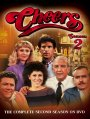Cheers - The Complete Second Season on DVD