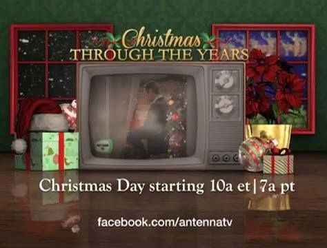 Christmas Through the Years on Antenna TV