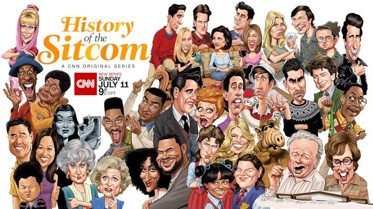 CNN's History of the Sitcom