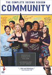 Community - The Complete Second Season