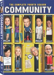 Community - The Complete Fourth Season