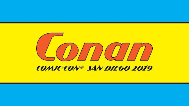 Conan's Comic-Con International - San Diego 2019