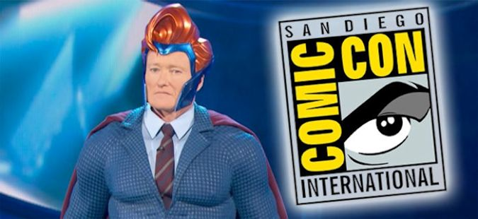 Conan O'Brien - Comic-Con International