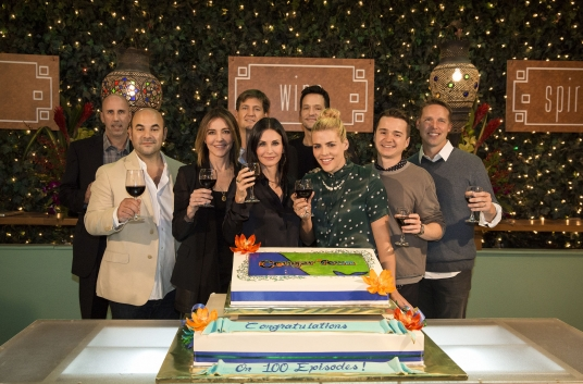 Cougar Town 100th Episode