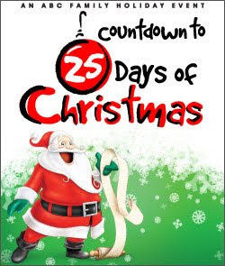 Countdown to 25 Days of Christmas