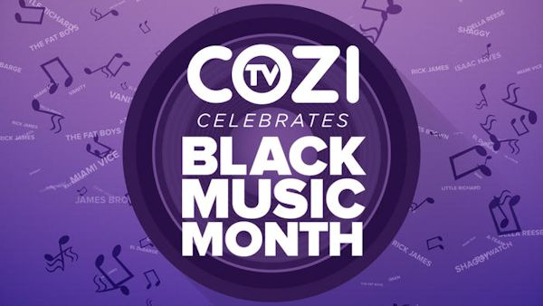 COZI TV Black Music Month