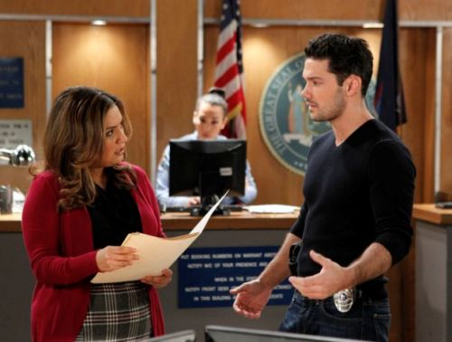 Cristela Alonzo and Ryan Paevey - General Hospital