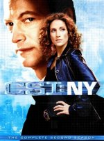 C.S.I.: NY - The Complete Second Season