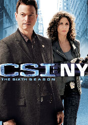 CSI: NY - The Sixth Season