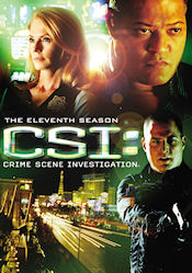 CSI: Crime Scene Investigation - The Eleventh Season