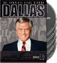 Dallas - The Complete Final (Fourteenth) Season