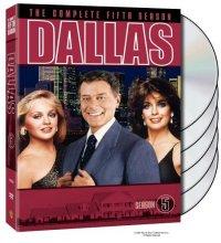 Dallas - The Complete Fifth Season