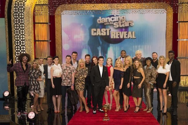 Dancing with the Stars - Season 20 Cast