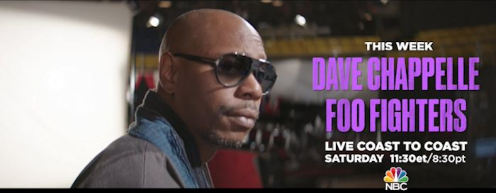 Dave Chappelle - Foo Fighters - Saturday Night Live