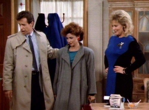 Designing Women - Richard Gilliland, Annie Potts and Jean Smart