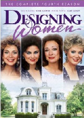 Designing Women - The Complete Fourth Season