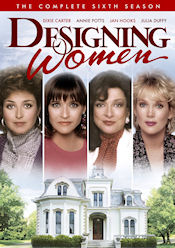 Designing Women - The Complete Sixth Season