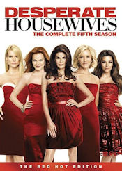 Desperate Housewives - The Complete Fifth Season - The Red Hot Edition