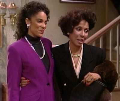 A Different World - Jasmine Guy and Diahann Carroll