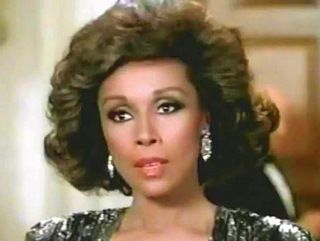 Diahann Carroll as Dominque Deveraux - Dynasty