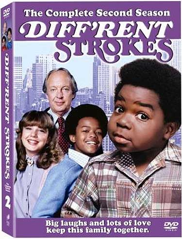 Diff'rent Strokes - The Complete Second Season