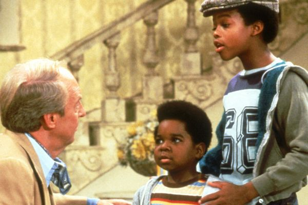 Conrad Bain, Gary Coleman and Todd Bridges