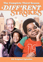 Diff'rent Strokes - The Complete Third Season
