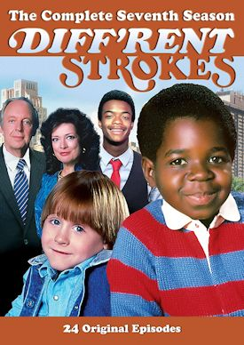 Diff'rent Strokes - The Complete Seventh Season