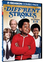 Diff'rent Strokes - The Complete First and Second Seasons (Mill Creek)