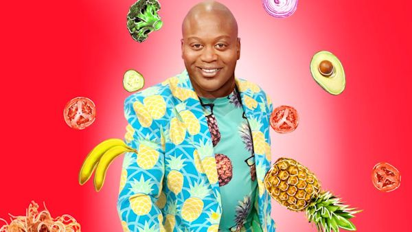 Dishmantled - Tituss Burgess