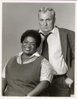 Nell Carter and Dolph Sweet