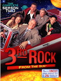 3rd Rock from the Sun - Season 2 (Mill Creek)